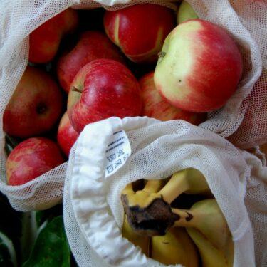 filet à fruits et légumes