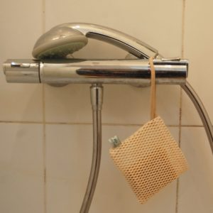 filet coton pour savon 1